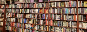 The Forgotten Pleasure of Bookstore Browsing
